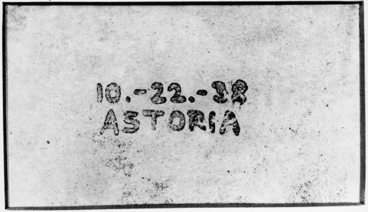 La primera fotocopia de la historia