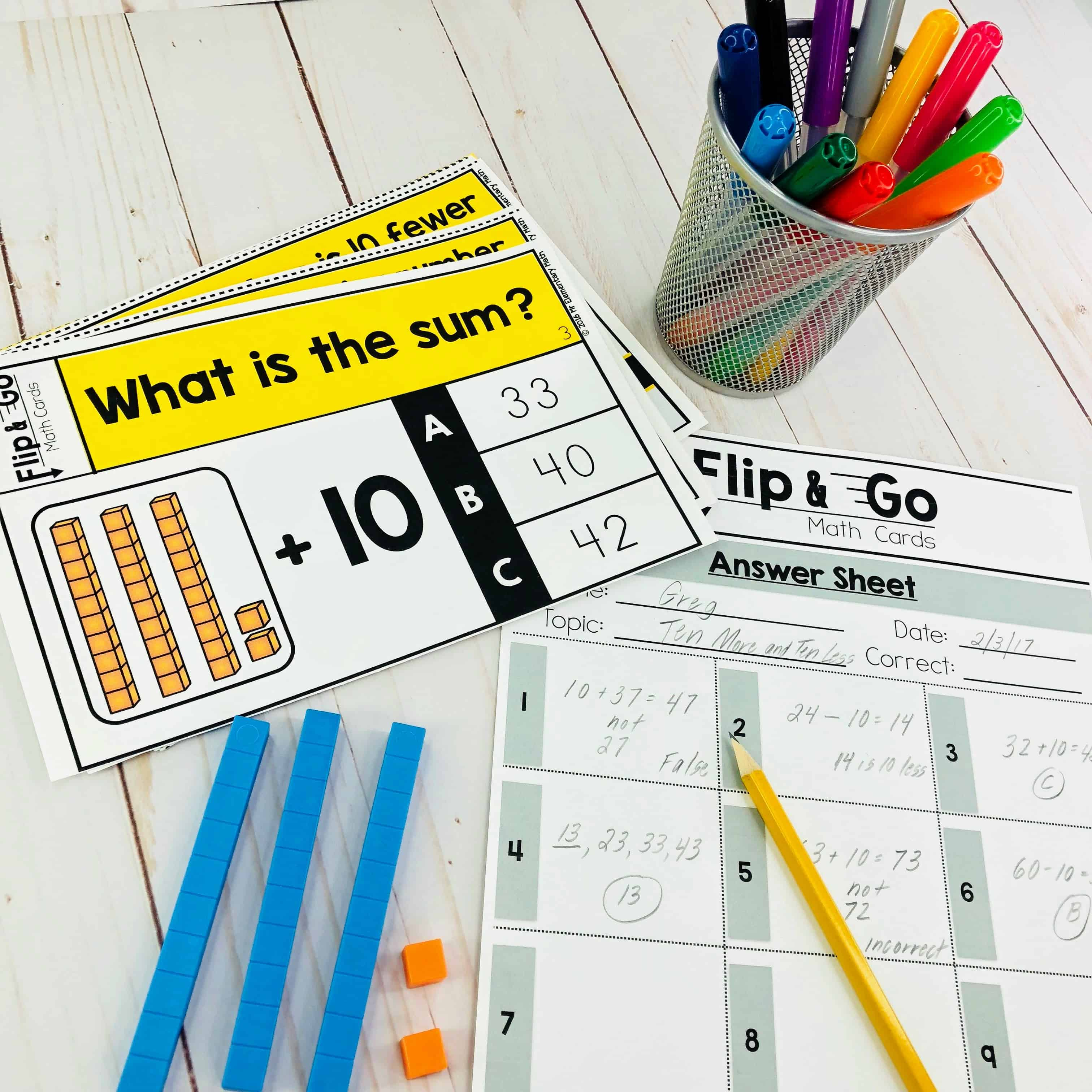 25 Awesome Task Card Ideas Teachers Love