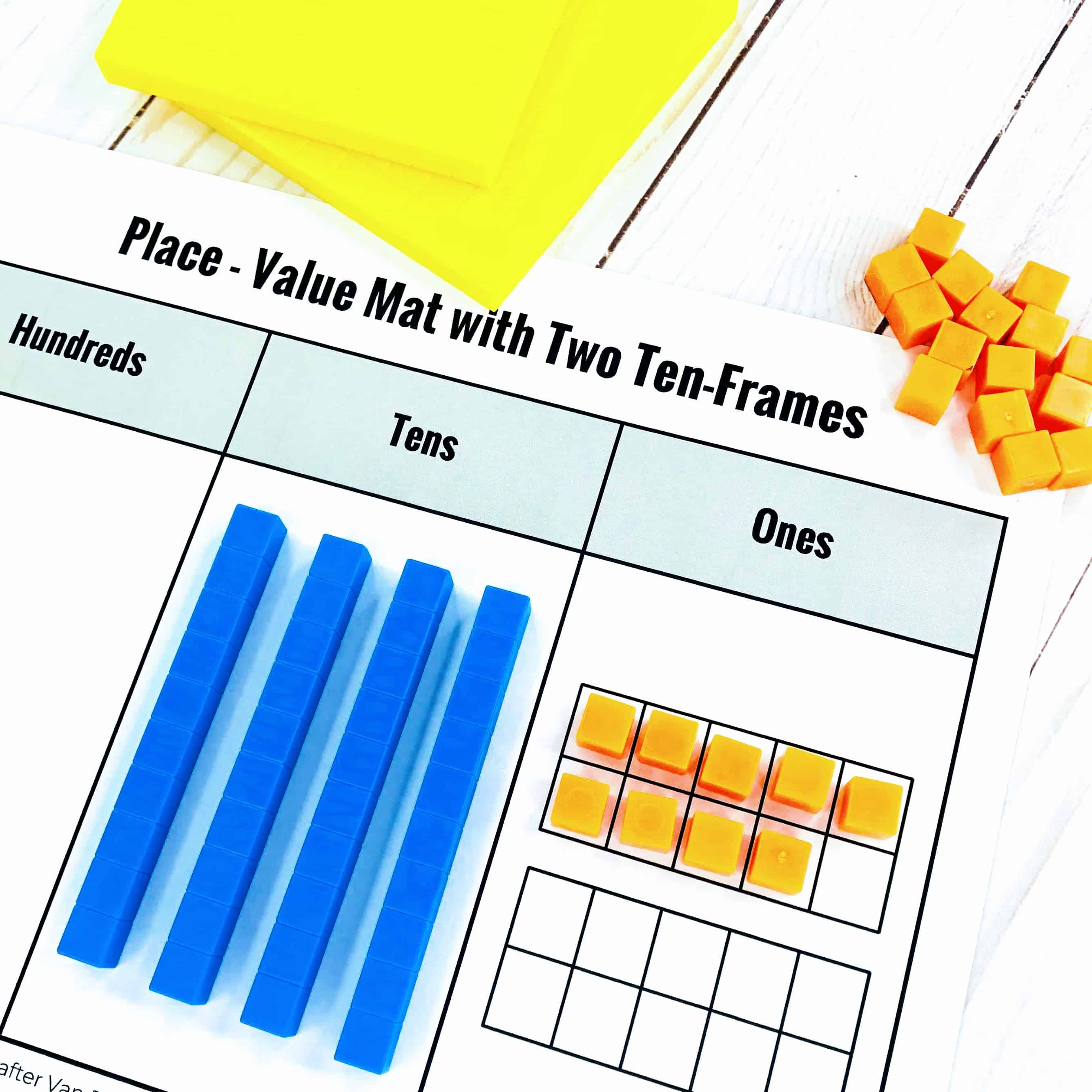 3 Super Tips For Teaching Place Value