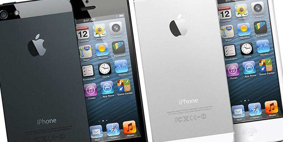 iPhone 5: Programa de substituição de baterias