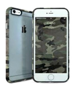i-Paint - Ghost Case iPhone 6/6s (camo)