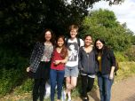 MRes BEC students trip to Down House 2