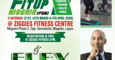 Register For Fit-Up Nigeria 2020