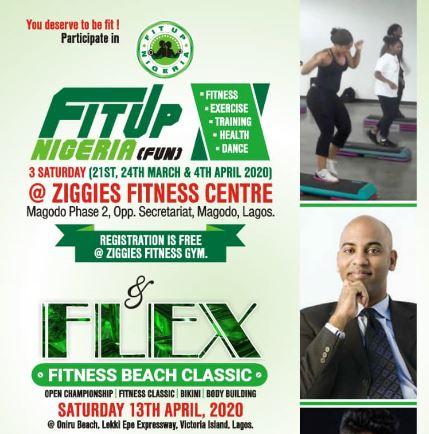Register For Fit-Up Nigeria 2020