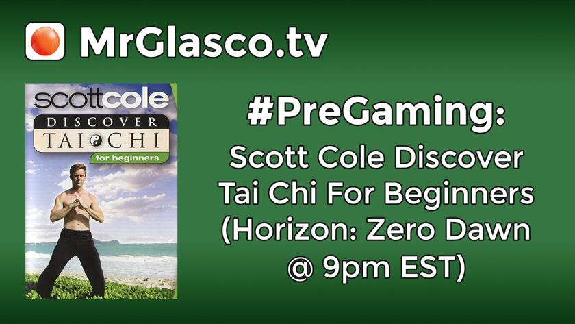 #PreGaming: Scott Cole Discover Tai Chi For Beginners DVD