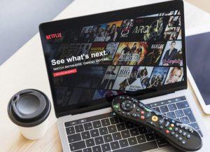 lavorare da casa con Netflix
