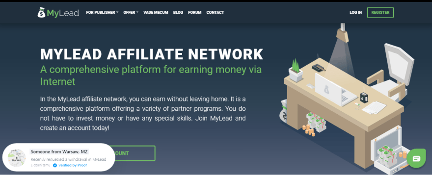 mylead ad network