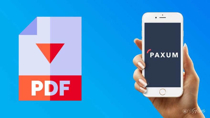 guida paxum pdf