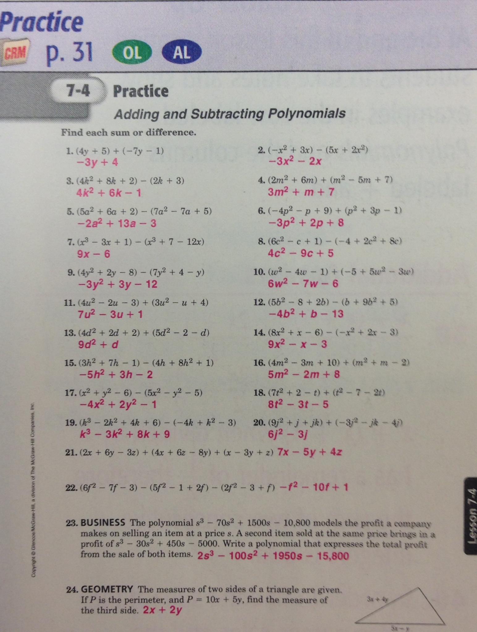 Bestseller Prentice Hall Geometry Answers Key Workbook