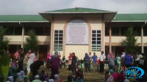Sekolah Kebangsaan agama Ibnu Kaldun Samarahan