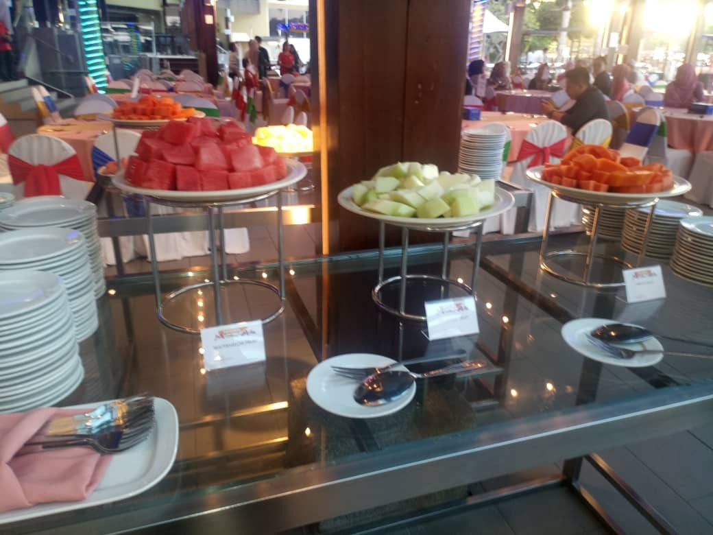 Buffet Ramadan 2019 Di Hotel Grand Margherita