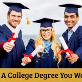How To Pick a College Degree You Won't Regret