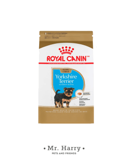 ROYAL CANIN ALIMENTO SECO PARA PERROS CACHORROS YORKSHIRE TERRIER 1.13 Kg