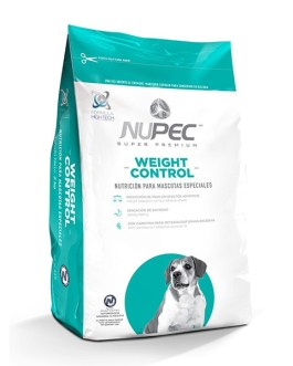 NUPEC Weight control 15kg.