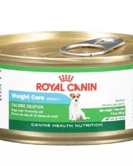 ROYAL CANIN Wet all dogs Weight Care LATA .385KG