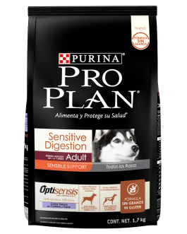 PROPLAN ADULTO SENSITIVE DIGESTION TODAS LAS RAZAS 3.5KG