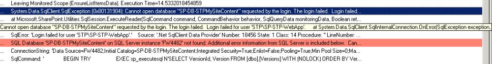 SharePoint 2013 - Follow not working across Web Applications (2/4)