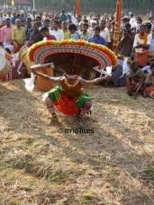 Daarika vadam - killing of the demon by Kali - is the theme.