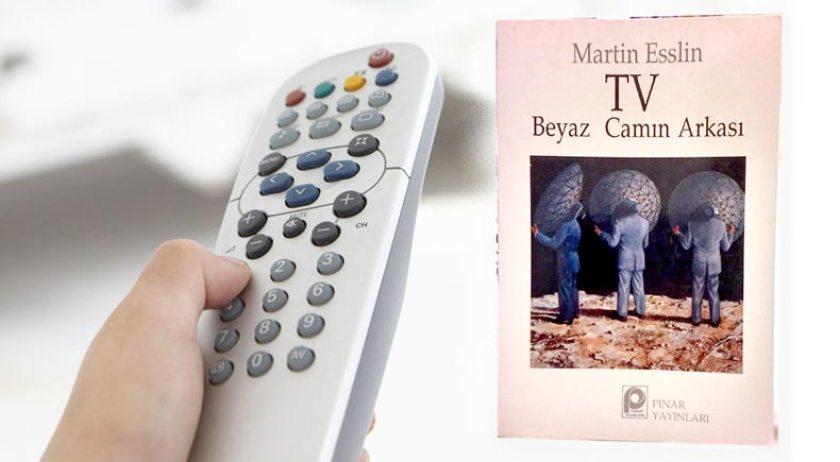 Martin-Esslin-Tv-Beyaz-Camin-Arkasi