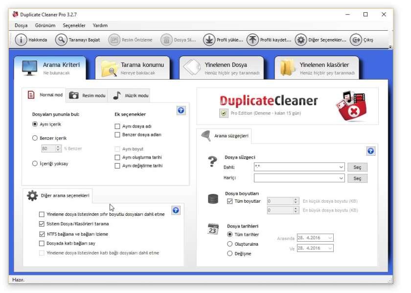 duplicate-cleaner-kopya-dosyalari-sil