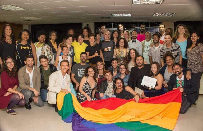 Empreendedores LGBT formados pela MRI