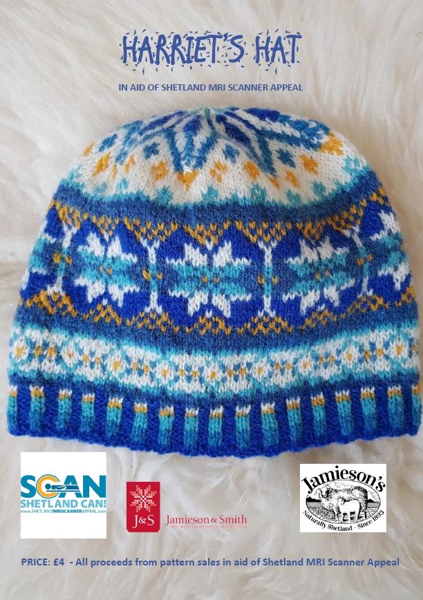 Minnesota Knitters Guild Take Lead in World Wide Knit Along of Harriet's Hat
