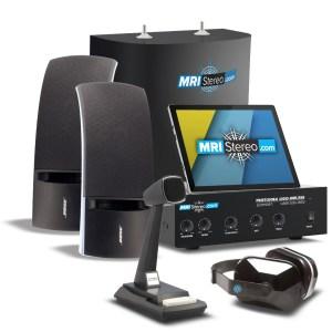 MRI Audio Touch