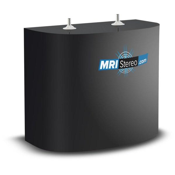 MRI Stereo Transducer