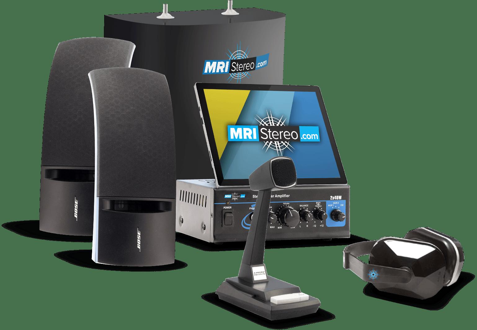 Premiere MRI Stereo Touch