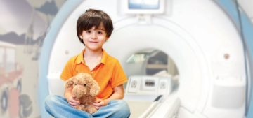 pediatric mri scan