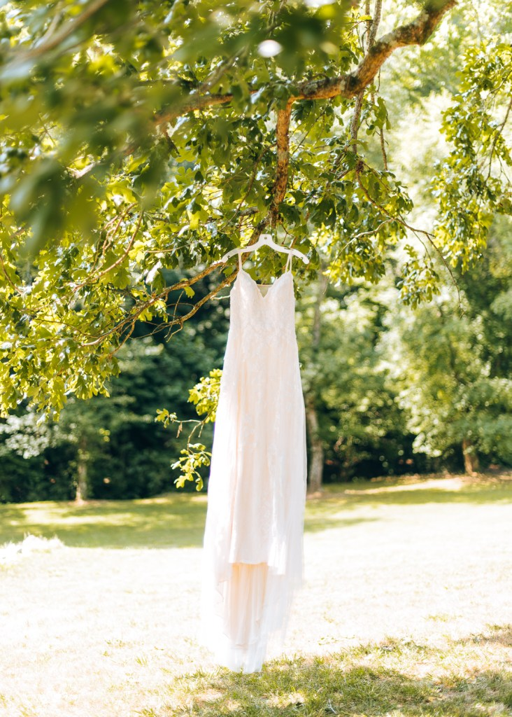 The Densmore Farm Wedding Dress