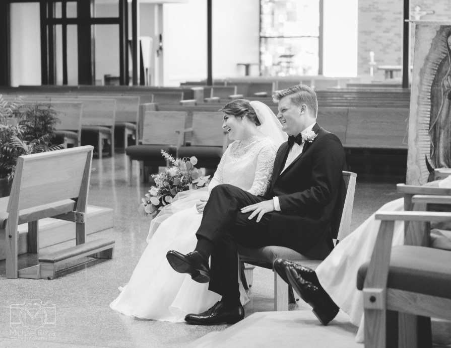 ISU Memorial Union Wedding Ceremony