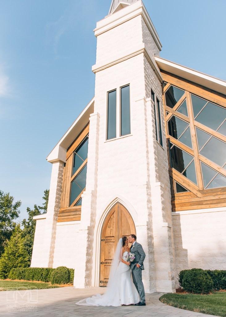 The Chapel on McEver Wedding