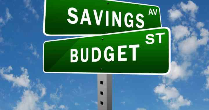 Start a Budget to Save Money