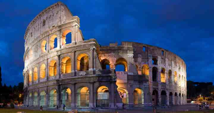 Colosseum Rome Financial Lessons