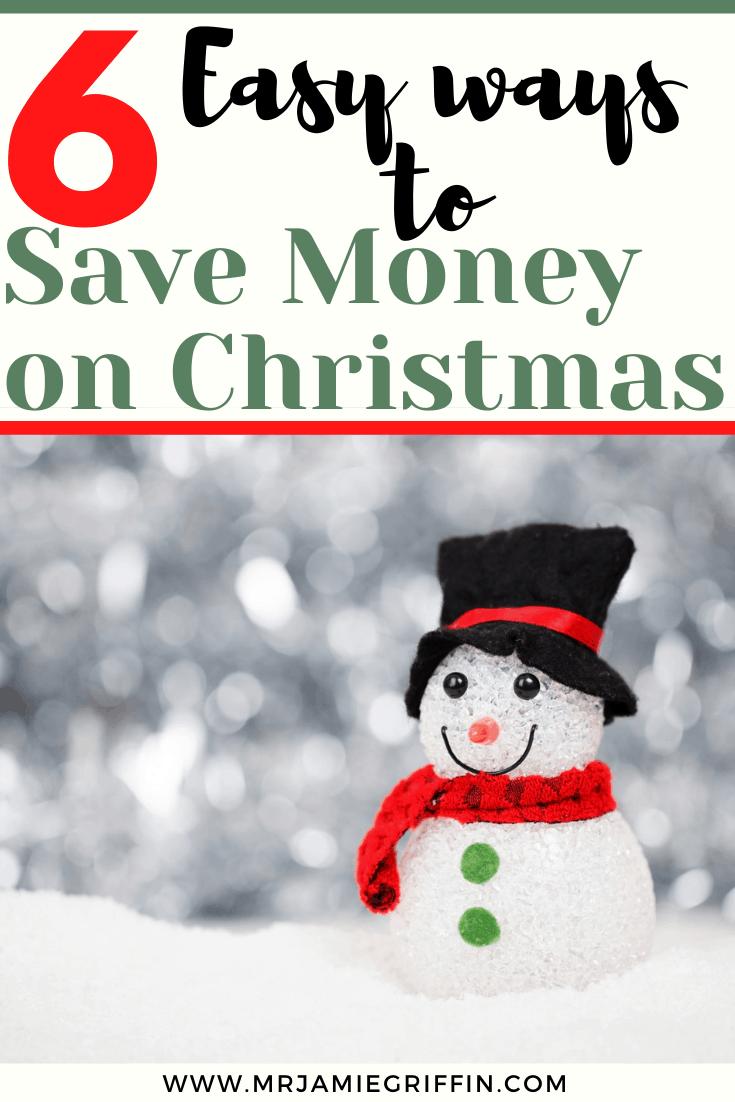 Save Money on Christmas: 6 Tips to Save $250-500