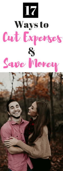 17 Ways to Cut Expenses and Save More Money