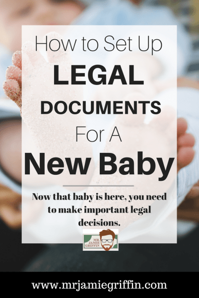 Legal Documents for New Baby