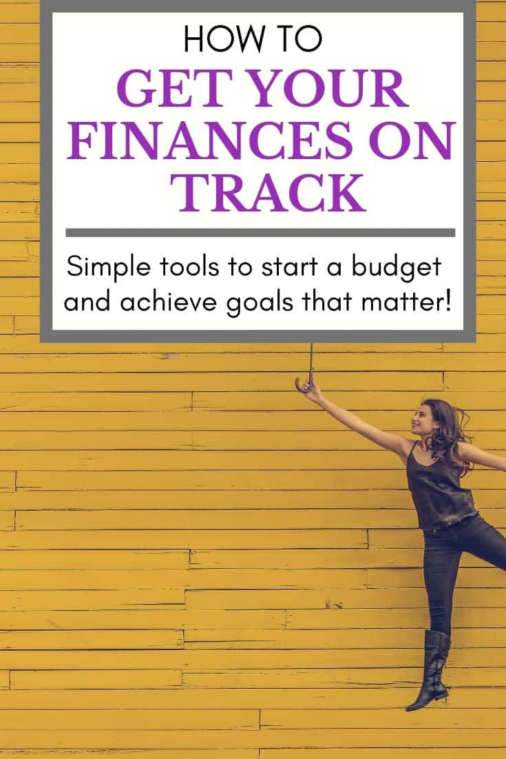 How to Get Your Finances on Track