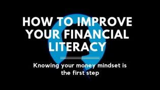 Improve your financial literacy with money mindset
