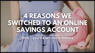 featured image online savings account