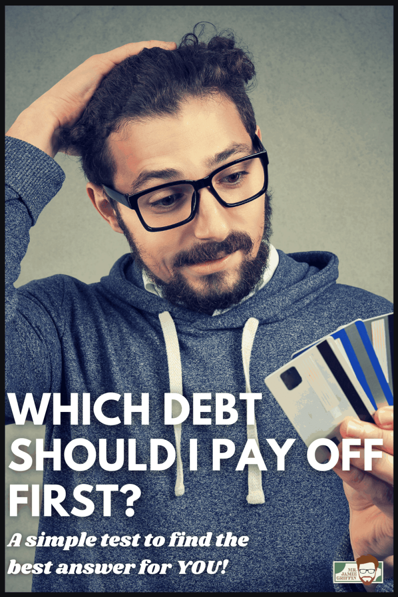 Which Debt Should I Pay Off First?