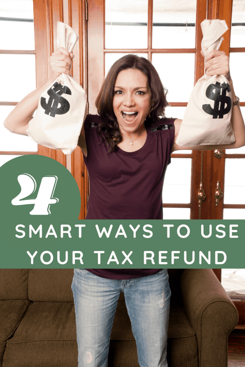 What to do with Your Tax Refund: 4 Smart Ideas