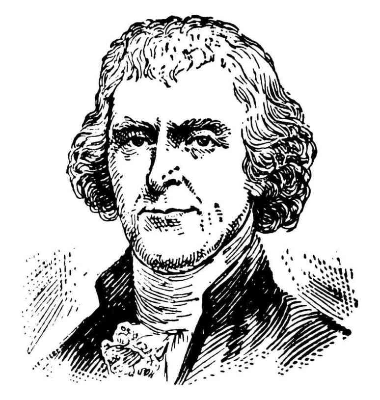 Thomas Jefferson Krankheit