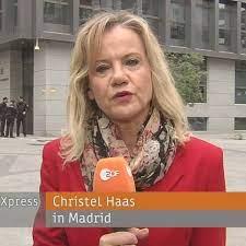 Christel haas zdf alter