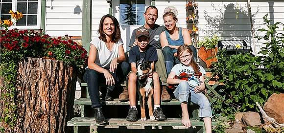Mona Vetsch Familie