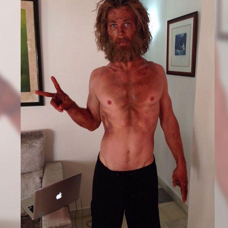 Chris Hemsworth Gewicht