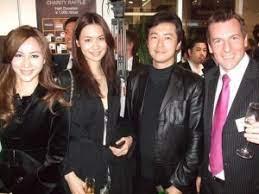 Kiko Matsuyama husband Carl