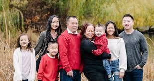 Suni Lee Parents