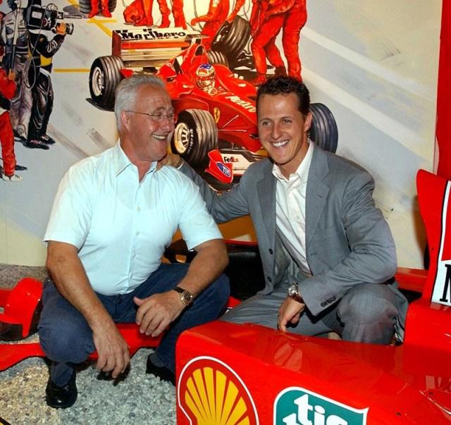 Eltern Von Michael Schumacher